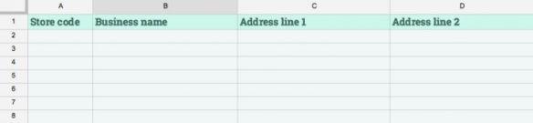 local seo location data csv