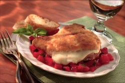 Incredible Easy Stuffed Veal Chops Recipe Sliced Swiss Cheese Veal Chop Recipes Italian Style Veal Chop Recipes Grilled