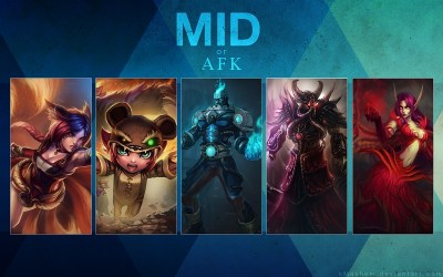 The Best Mid Laner Champions In League of Legends - Kill Ping