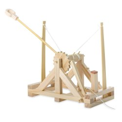 Marbles D I Wise Da Vinci Catapult