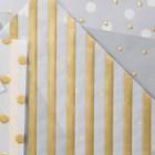 Gold Fancy Designer Vellum Foil
