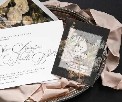 Medium Of Wedding Invitation Printing