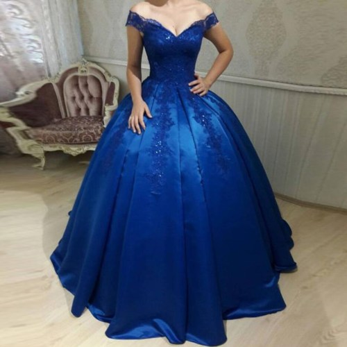 Medium Crop Of Ball Gown Prom Dresses