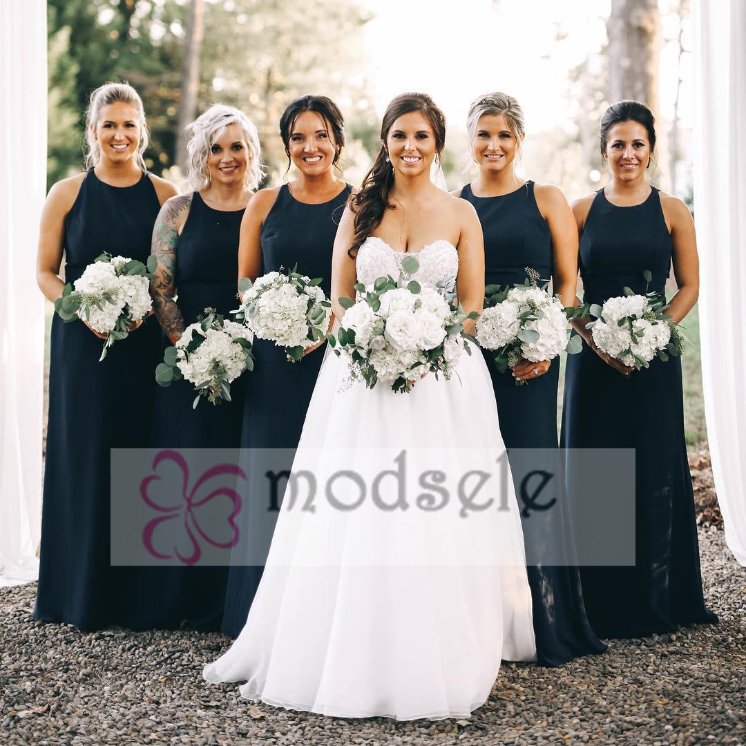 Fullsize Of Navy Blue Bridesmaid Dresses