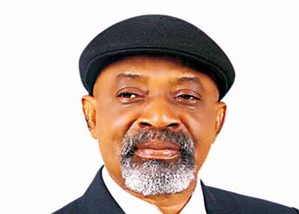 Minister of Labour and Employment, Dr. Chris Ngige