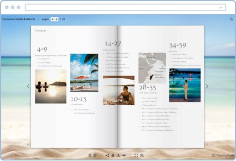 Online Brochure Maker   FlippingBook          Get more people to view your brochures