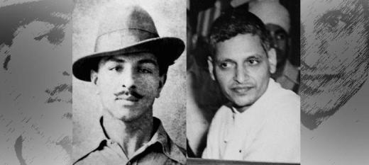 Bhagat Singh and Godse: How India's stand on death penalty changed between two killings