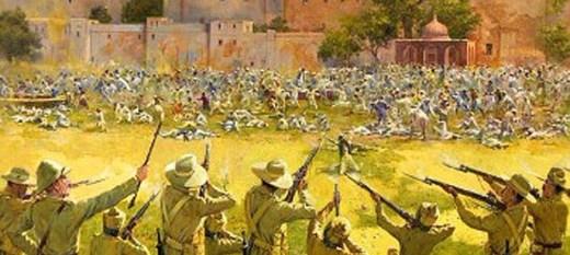 Bloodbath on Baisakhi: The Jallianwala Bagh Massacre, April 13, 1919