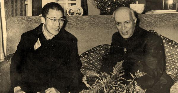 An Officer and His Holiness': How Dalai Lama staged a dramatic ...