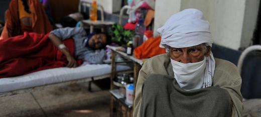 Without universal health coverage, World Health Day means little to most of India