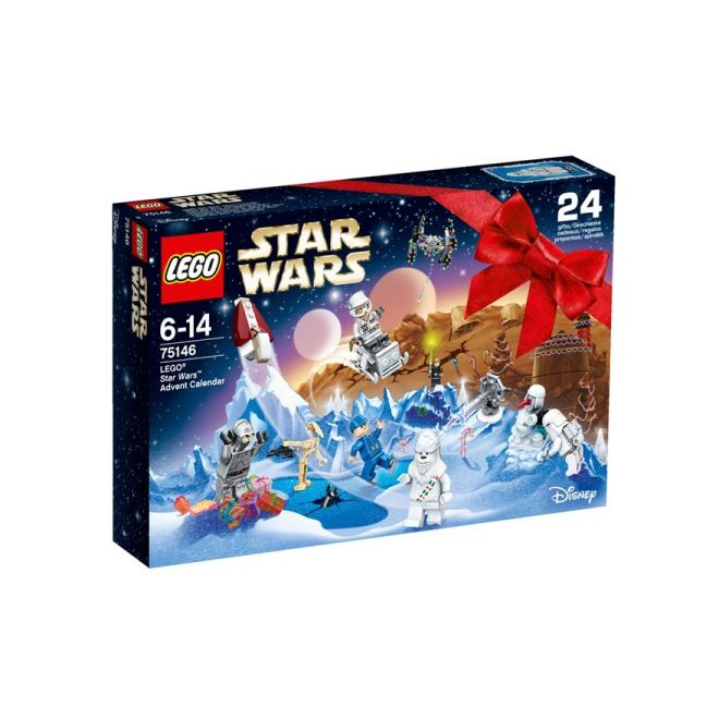 Lego Star Wars Advent Calendar 2016 (75146)
