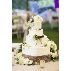 Small Crop Of Rustic Wedding Cake