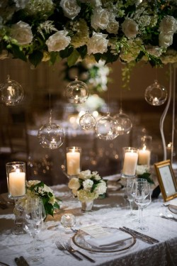 Calmly Sale Glass Dome Wedding Decoration Tall Floral Arrangements Flowers Foliage Hangingglass Balls Reception Dcor Photos Table Varying Glass Glass Dome Decor Long Table Small