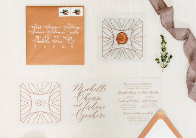 Wedding Invitation Etiquette: How to Address Envelope for ...
