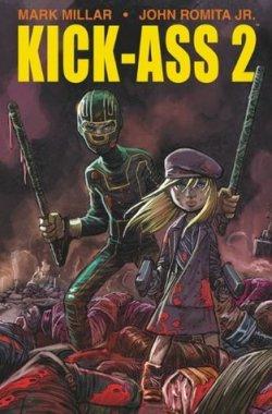 Kick-Ass 2 by Mark Millar and John Romita Jr