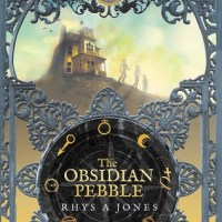 Blog Tour Review: The Obsidian Pebble by Rhys A Jones