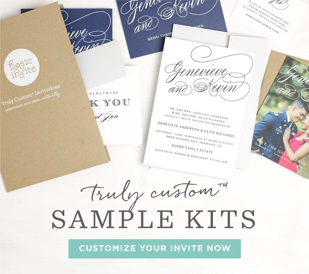 wedding invitations customizable wedding invitations Truly Custom Samples Save the dates Foil Wedding Invitations