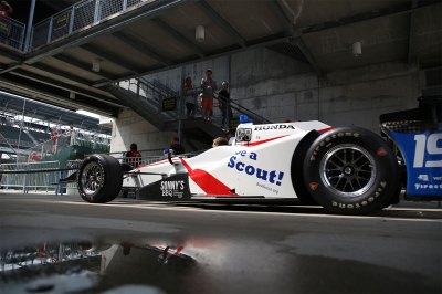 Indianapolis 500 Qualifying - edjonesracing.com