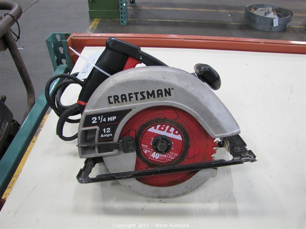 Fullsize Of Craftsman Circular Saw