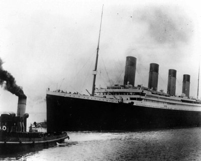 'Last Tea Of The Titanic': A Taste Of What Dining Was Like On The Doomed Ship | The ARTery