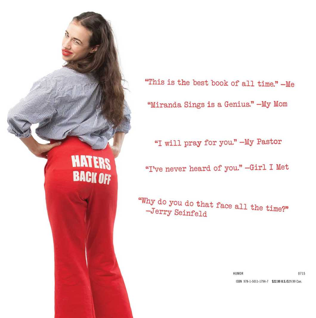 Miranda sings tour dates find your world selp helf book by miranda sings official publisher page simon m4hsunfo