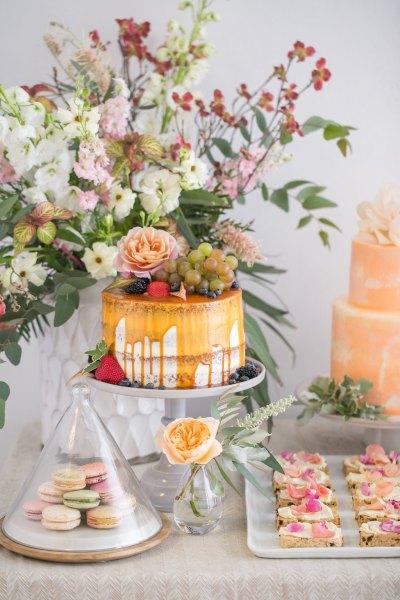 Bridal Shower Desserts | Crate and Barrel Blog