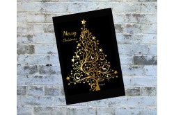 Pretty Digital Printable Digital Black Andg Card Digital Printable Digit Design Bundles Happy Holidays Cards Free Happy Holidays Cards Free Download