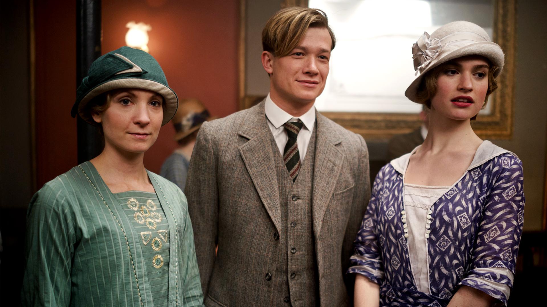 Fullsize Of Downton Abbey Rose