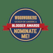 WWGOA Blogger Awards - Nominate Me badge