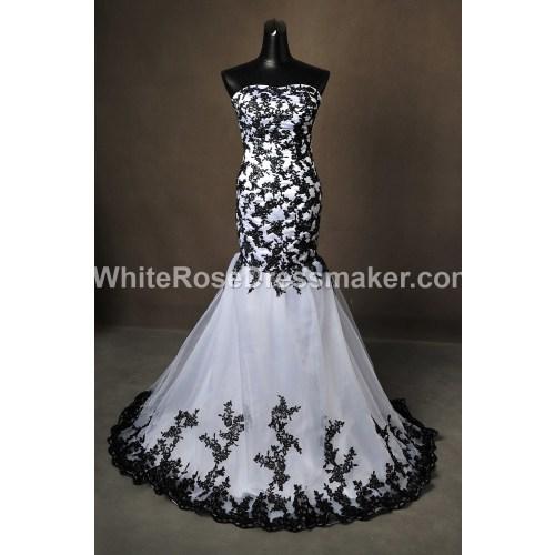 Medium Crop Of Gothic Wedding Dresses