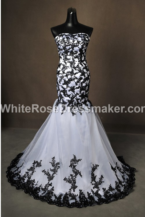 Medium Of Gothic Wedding Dresses