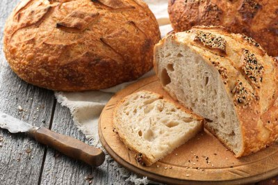 Artisan Sourdough Bread made with a stiff starter Recipe   King Arthur Flour