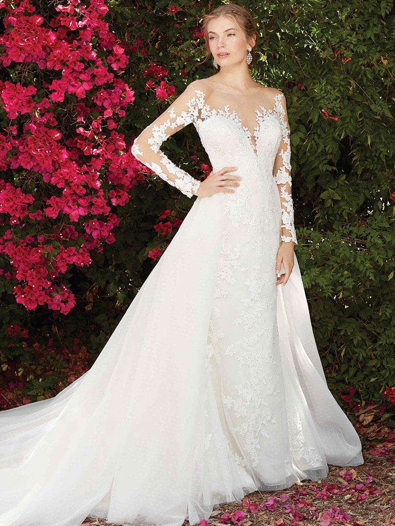Fullsize Of Long Sleeve Lace Wedding Dress