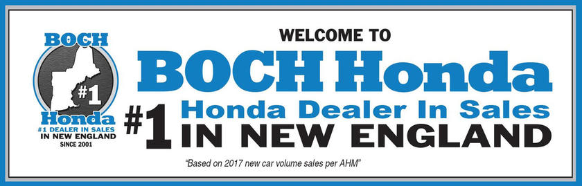 Boch Honda Dealership Norwood Ma Serving Boston