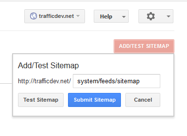 Add Test Sitemap Submit.png