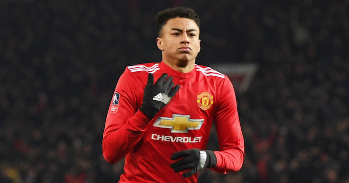 No one would have taken Jesse Lingard when he was 16    Football365  No one would have taken Jesse Lingard when he was 16