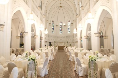 Top wedding venues in Singapore: Picture-perfect places to ...