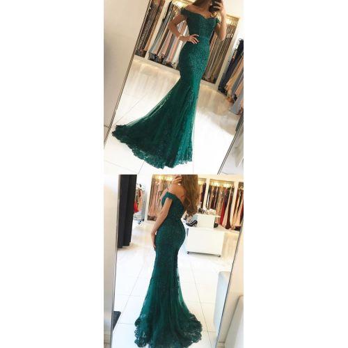 Medium Crop Of Emerald Green Dress