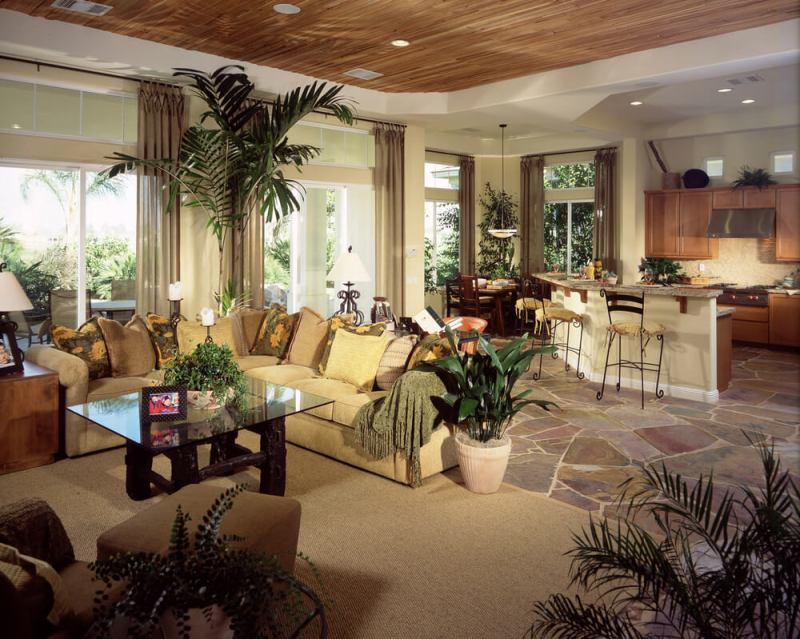 Large Of Living Space Interior Design