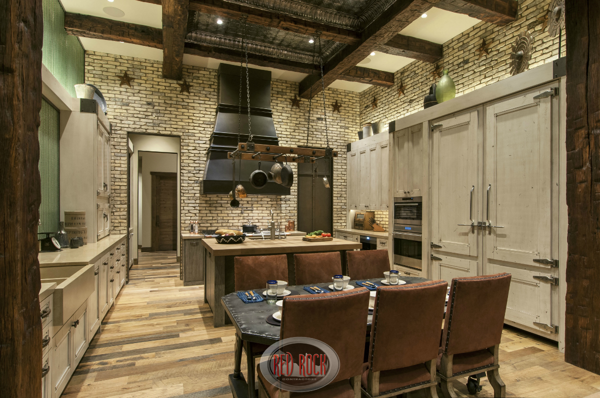 Witching Rustic Kitchen Design Custom Rustic Interior Design Ideas Rustic Home Interior Design Ideas Rustic Home Decor Interior Design Wood Brick Walls home decor Rustic Home Interior Ideas
