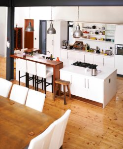 Cheerful A Kitchen A Few Including Slimcabinets Long Pulls Rectangular Kitchen Designs Kitchen Room Combination Ideas Kitchen Room Combination S