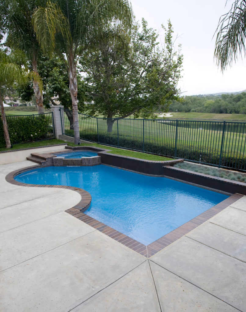 Prissy An Ly Designed Small At Back End A Patio Various Small Ideas Tiny Backyard S Tiny Backyard Ideas outdoor Tiny Backyard Pool