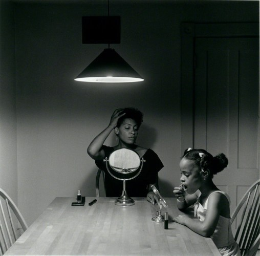 carrie mae weems untitled from the kitchen table series the kitchen table Carrie Mae Weems Untitled from the Kitchen Table Series