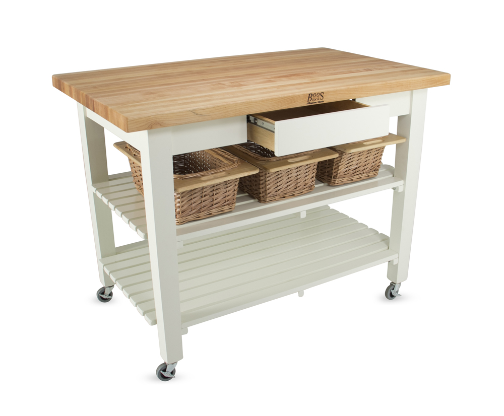 boos classic country work table with maple butcher block top 52d58d4218baa