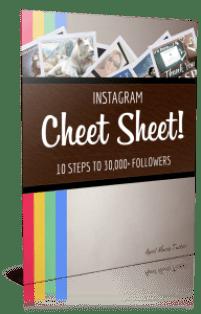 Instagram Cheat Sheet