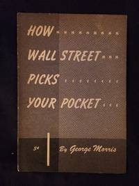 >How Wall Street Picks your Pocket