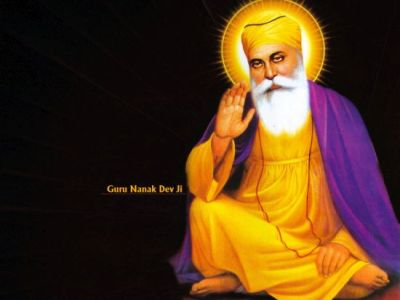 Download 25 Guru Nanak Dev Ji Wallpapers - LuckyJi.com