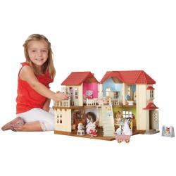 Small Of Calico Critters House