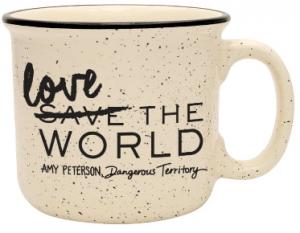 Dangerous Territory Mug