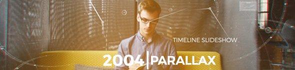 Parallax Timeline Slideshow